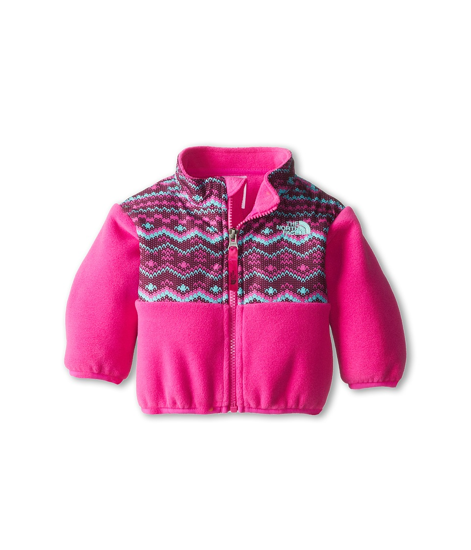 The North Face Kids - Denali Jacket (Infant) (Recycled Azalea Pink) Kid's Jacket