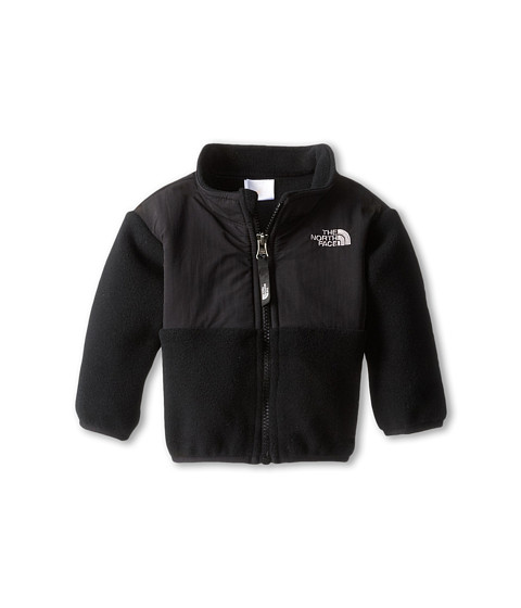 The North Face Kids - Denali Jacket (Infant) (Recycled TNF Black) Kid