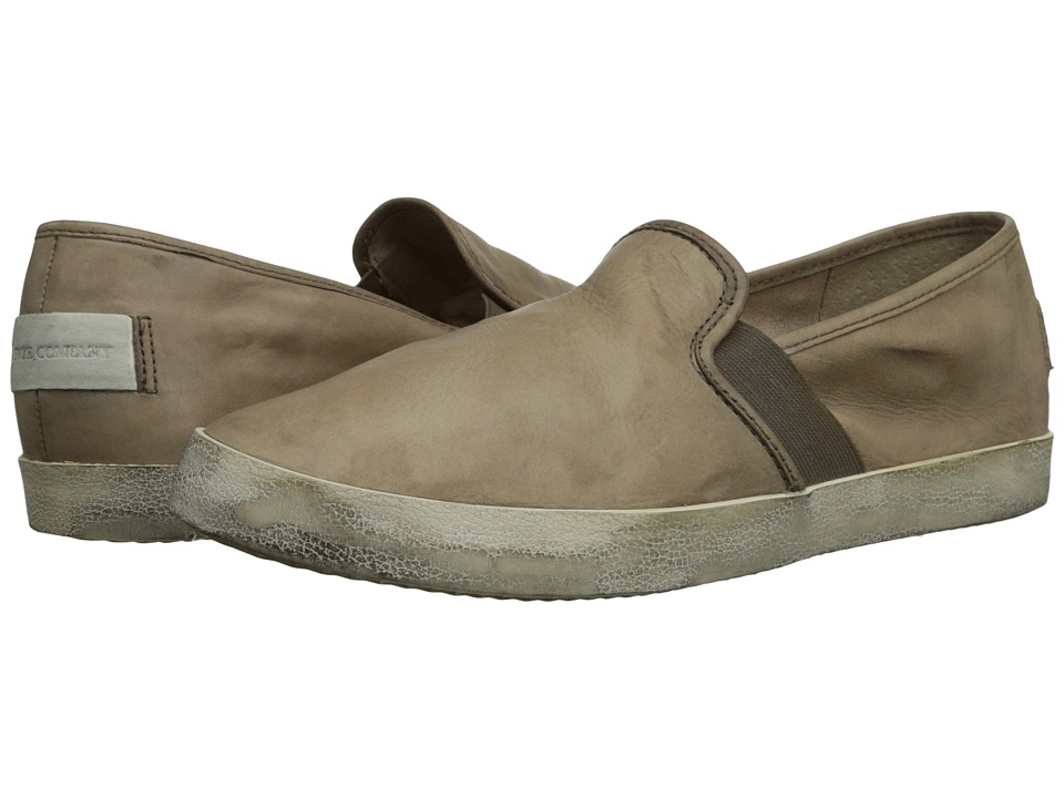 Frye Dylan Slip (Grey Washed Smooth Vintage) Women
