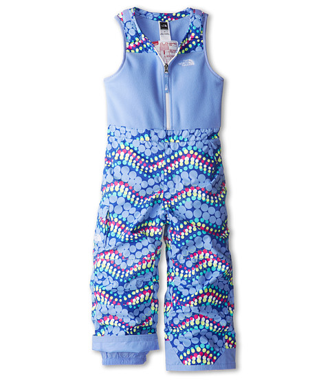 The North Face Kids - Insulated Bib (Toddler) (Dynasty Blue) Girl