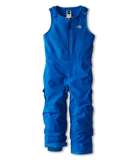The North Face Kids - Insulated Bib (Toddler) (Snorkel Blue) Boy's Snow Bibs One Piece