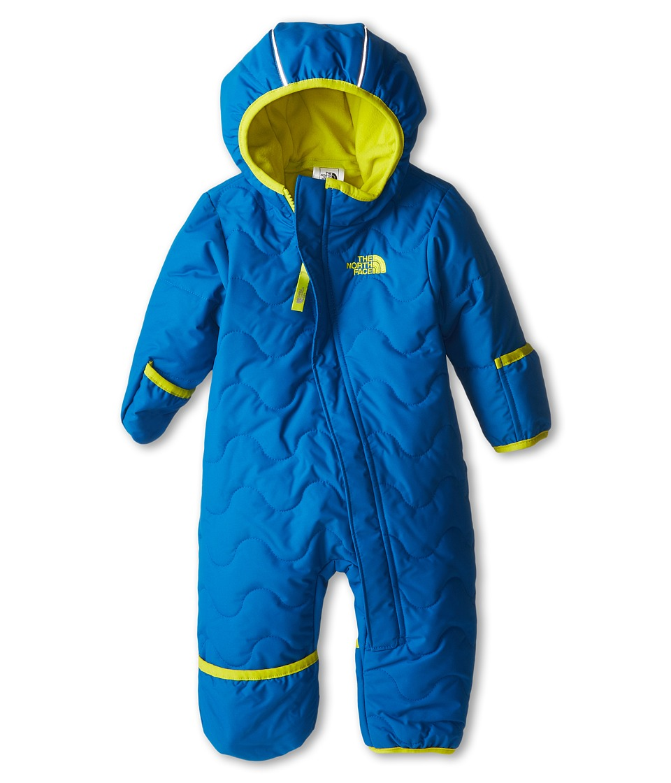 The North Face Kids - Toasty Toes Bunting (Infant) (Snorkel Blue) Kid