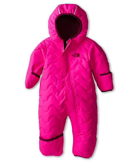 The North Face Kids - Toasty Toes Bunting (Infant) (Azalea Pink) Kid