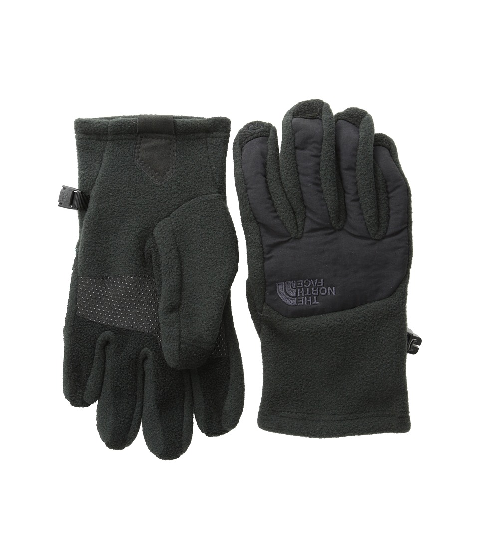 The North Face Kids - Denali Etip Glove (Big Kids) (TNF Black) Extreme Cold Weather Gloves