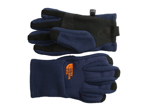 The North Face Kids - Denali Etip Glove (Big Kids) (Cosmic Blue) Extreme Cold Weather Gloves