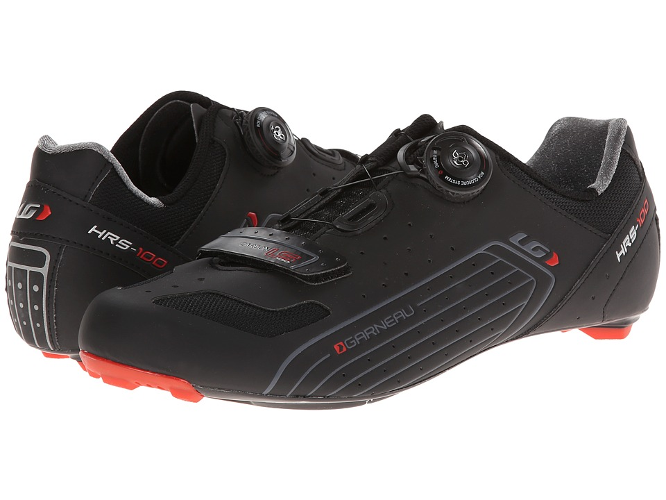 Louis Garneau - Carbon LS-100 (Black) Men's Cycling Shoes