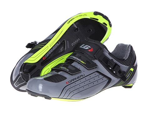 Louis Garneau - Pro Race (Charcoal) Men's Cycling Shoes