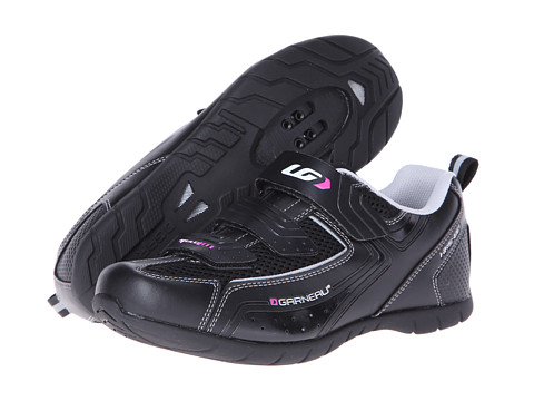 Louis Garneau - Multi Lite (Black) Women's Cycling Shoes