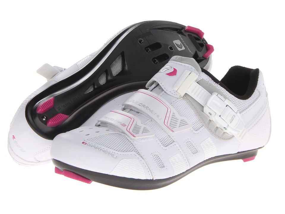 Louis Garneau - Revo XR3 (White) Women's Cycling Shoes