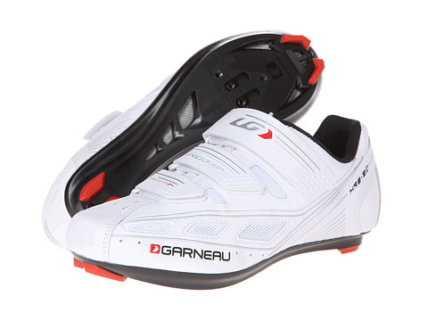 Louis Garneau - Ventilator 2 (White) Women's Cycling Shoes