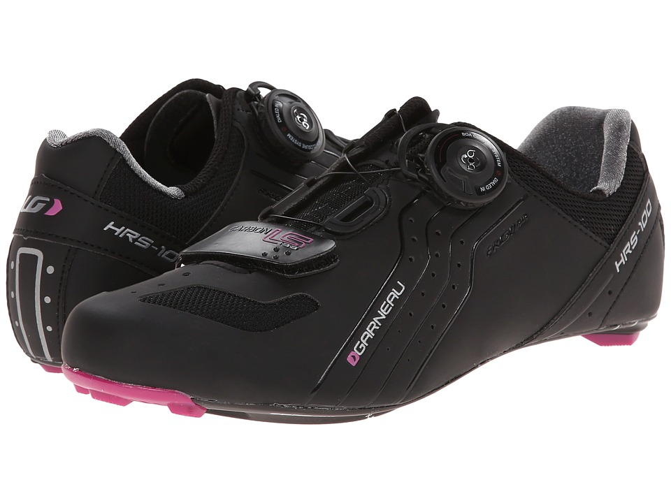 Louis Garneau - Carbon LS-100 (Black) Women's Cycling Shoes