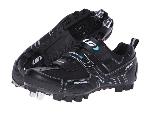 Louis Garneau - Terra MTB (Black) Women's Cycling Shoes