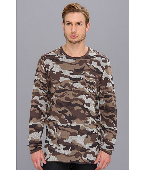 Zanerobe - Camo Derek Knit (Camo) Men's Sweater