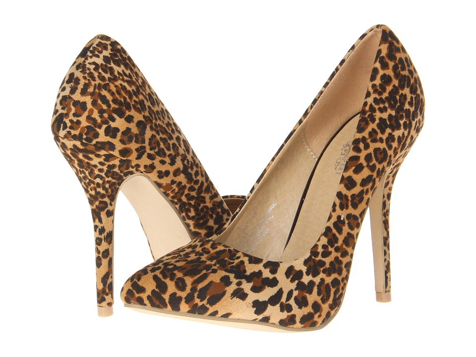 Charles Albert - Molly-AN (Leopard) High Heels