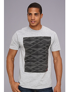 SALE! $17.99 - Save $10 on DC Boxed Tee (Heather Grey) Apparel - 35.75% OFF $28.00