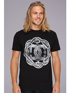 SALE! $17.99 - Save $10 on DC Serpent Coil Tee (Black) Apparel - 35.75% OFF $28.00