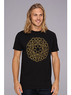 SALE! $17.99 - Save $10 on DC Geo Dala Tee (Black) Apparel - 35.75% OFF $28.00