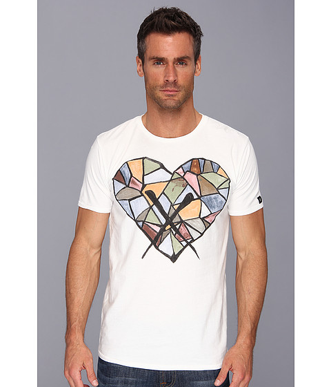 Zanerobe - Non Love Tee (White) Men's T Shirt