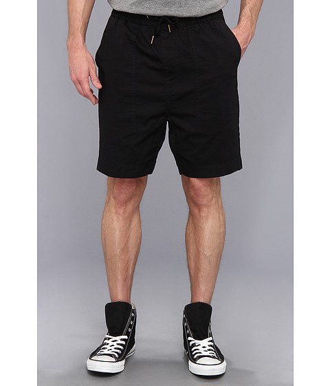Zanerobe - Gabe Short (Black) Men's Shorts
