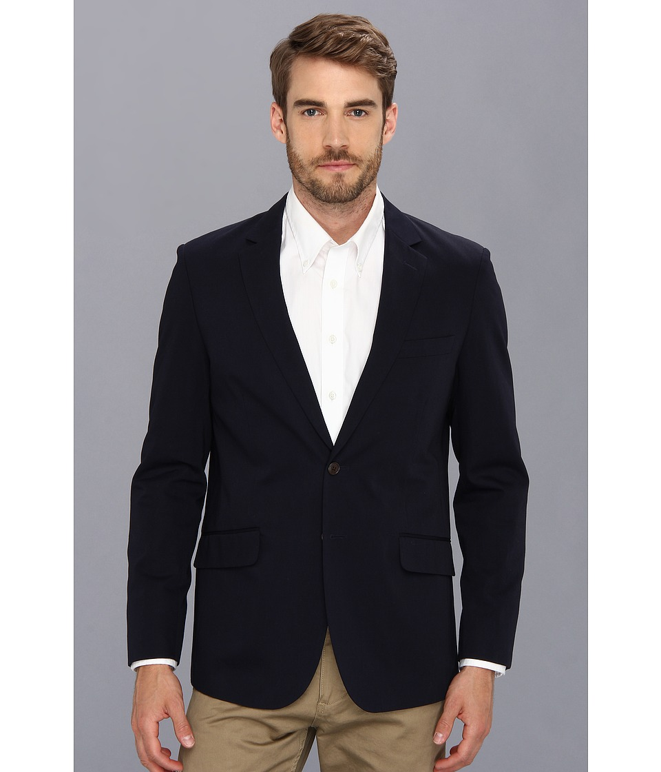Rodd & Gunn - Mount Sealy Jacket (Navy) Men's Jacket