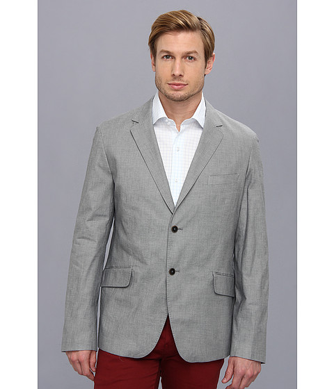 Rodd & Gunn - Baker St Jacket (Steel Grey) Men