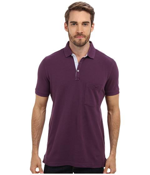 Rodd & Gunn - Leesmore Polo (Grape) Men's Clothing