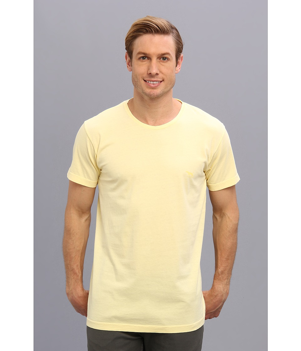 Rodd & Gunn - Somerville T-Shirt (Lemon) Men's T Shirt