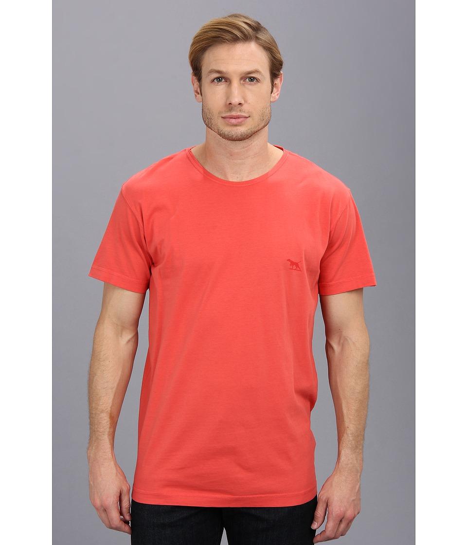 Rodd & Gunn - Somerville T-Shirt (Ruby) Men's T Shirt