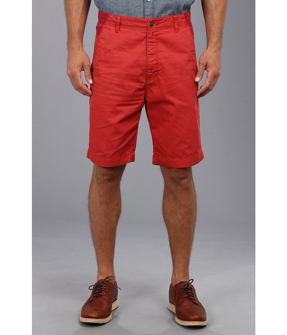 Rodd & Gunn - Mornington Short (Chilli) Men's Shorts