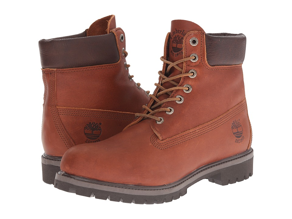 Timberland - Heritage 6 Premium Boot (Sundance Forty Leather) Men