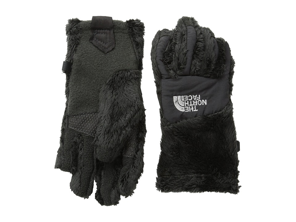 The North Face Kids - Girl's Denali Thermal Etip Glove (Big Kids) (TNF Black) Extreme Cold Weather Gloves
