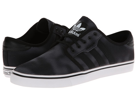 adidas Skateboarding - Seeley (Dark Grey Heather/Solid Grey/Black/Core White) Men's Skate Shoes