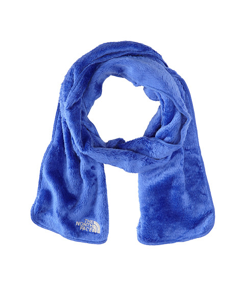 The North Face Kids - Girls Denali Thermal Scarf (Big Kids) (Vibrant Blue) Scarves