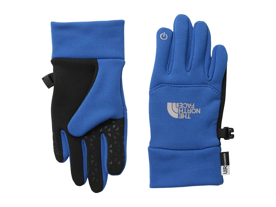The North Face Kids - Youth Etip Glove (Big Kids) (Snorkel Blue) Extreme Cold Weather Gloves