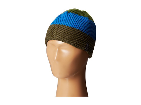 The North Face Kids - Gone Wild Beanie (Big Kids) (Scallion Green) Beanies