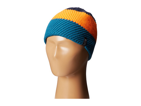 The North Face Kids - Gone Wild Beanie (Big Kids) (Egyptian Blue) Beanies
