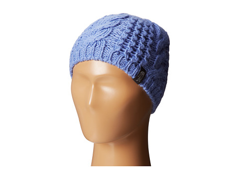 The North Face Kids - Cable Minna Beanie (Big Kids) (Dynasty Blue) Beanies