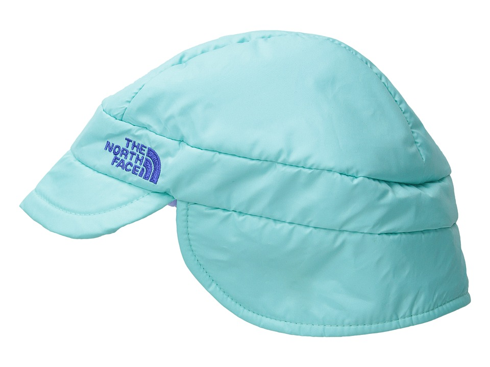The North Face Kids - Flapjacks Hat (Infant) (Mint Blue) Caps