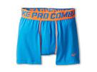Nike Kids Pro Combat Core Comp Short (Big Kids) (Photo Blue/Hyper Crimson)