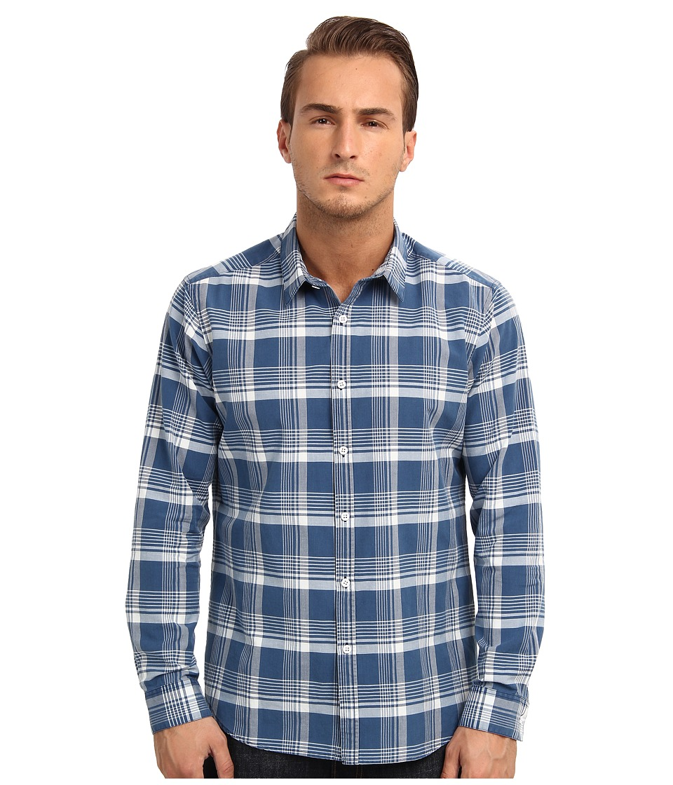 Theory - Zack PS (Indigo) Men's Clothing