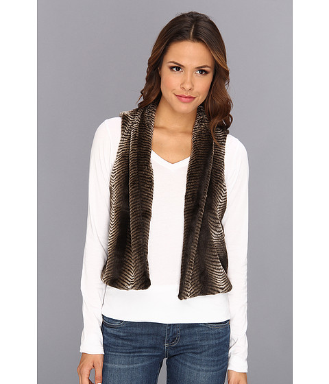 Tart - Cheshire Vest (Brown) Women