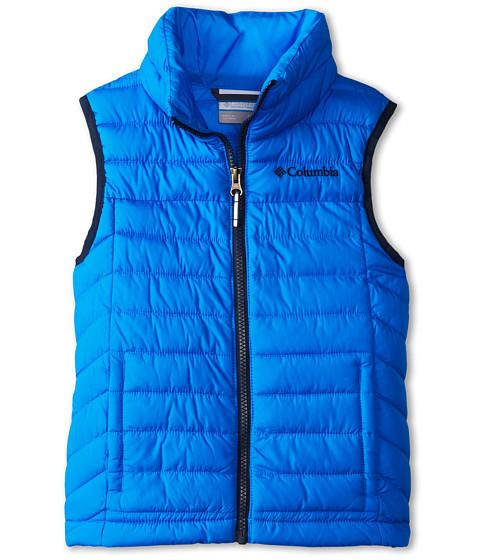 Columbia Kids - Powder Lite Vest (Little Kids/Big Kids) (Hyper Blue/Collegiate Navy) Boy
