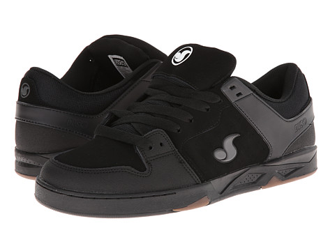 DVS Shoe Company - Argon (Black Nubuck) Men