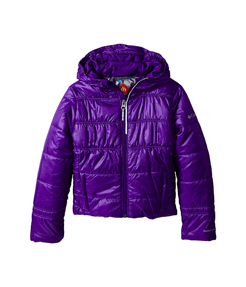 Columbia Kids - Shimmer Me II Jacket (Little Kids/Big Kids) (Hyper Purple) Girl's Coat