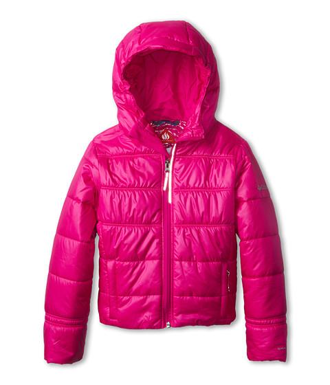 Columbia Kids - Shimmer Me II Jacket (Little Kids/Big Kids) (Groovy Pink) Girl