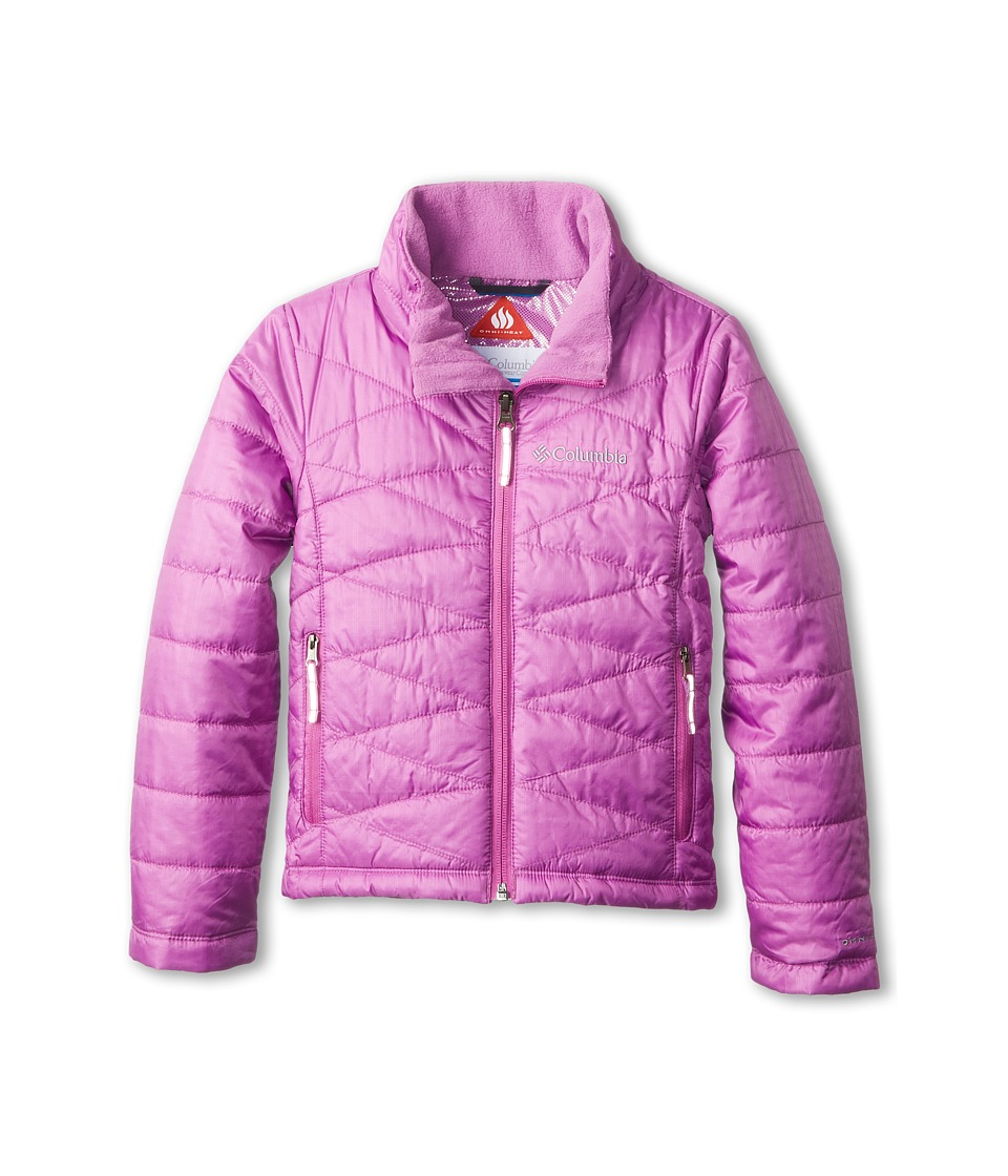 Columbia Kids - Mighty Lite Jacket (Little Kids/Big Kids) (Blossom Pink) Girl's Coat