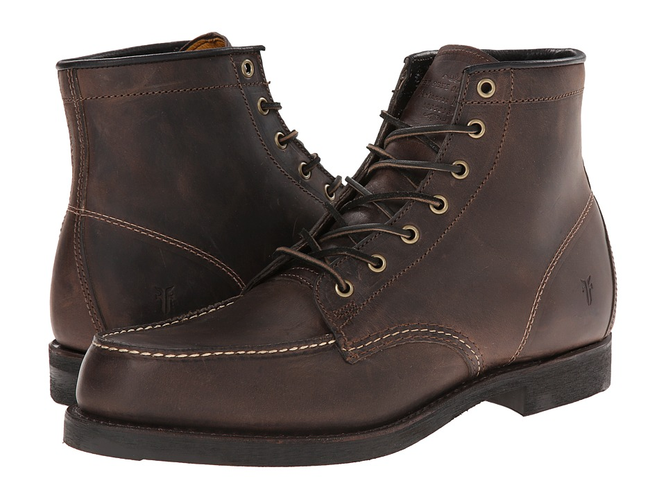 Frye - Arkansas Moc Toe (Gaucho Oiled Leather) Men