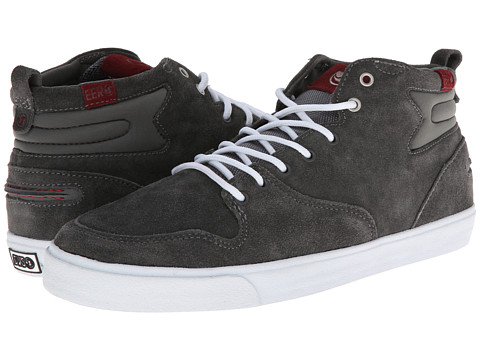 DVS Shoe Company - Elm (Grey Suede Eero) Men