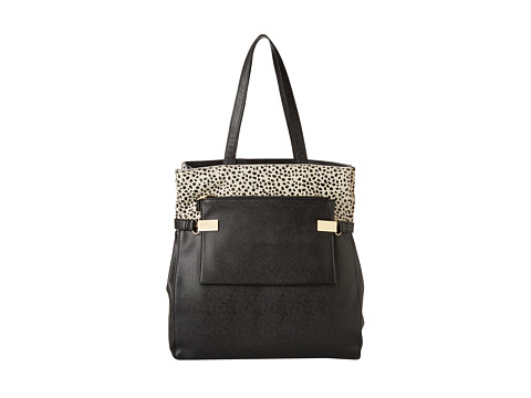 French Connection - Tote (Black Multi) Tote Handbags