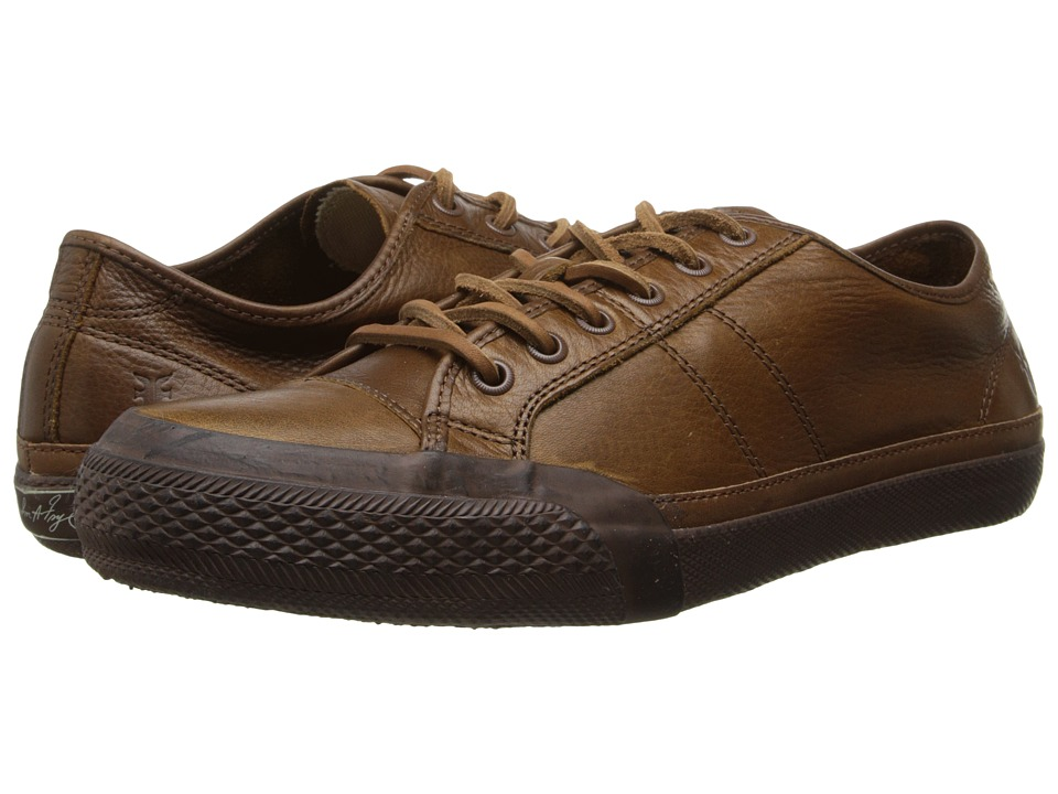Frye - Greene Low Lace (Cognac Dipped Soft Vintage) Men's Lace up casual Shoes